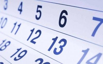 Activiteiten- kalender