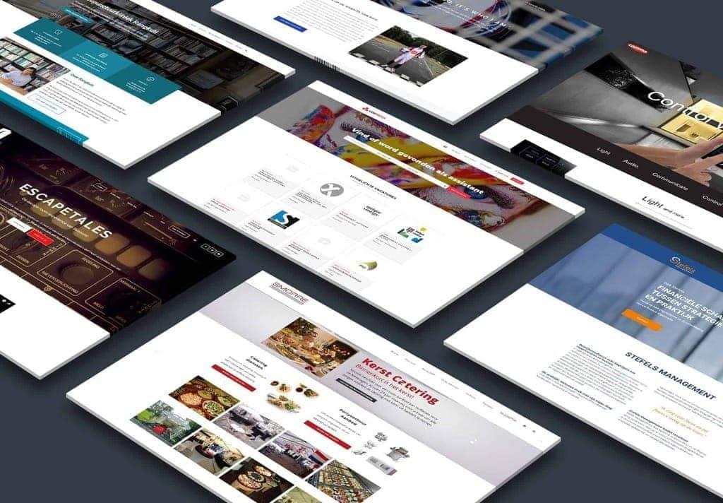 Een website laten maken als ondernemer.