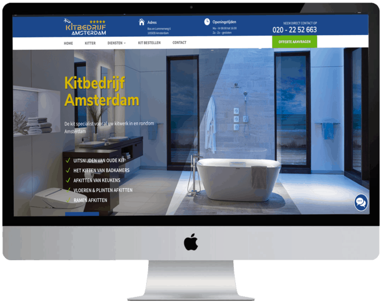 goede vindbare website