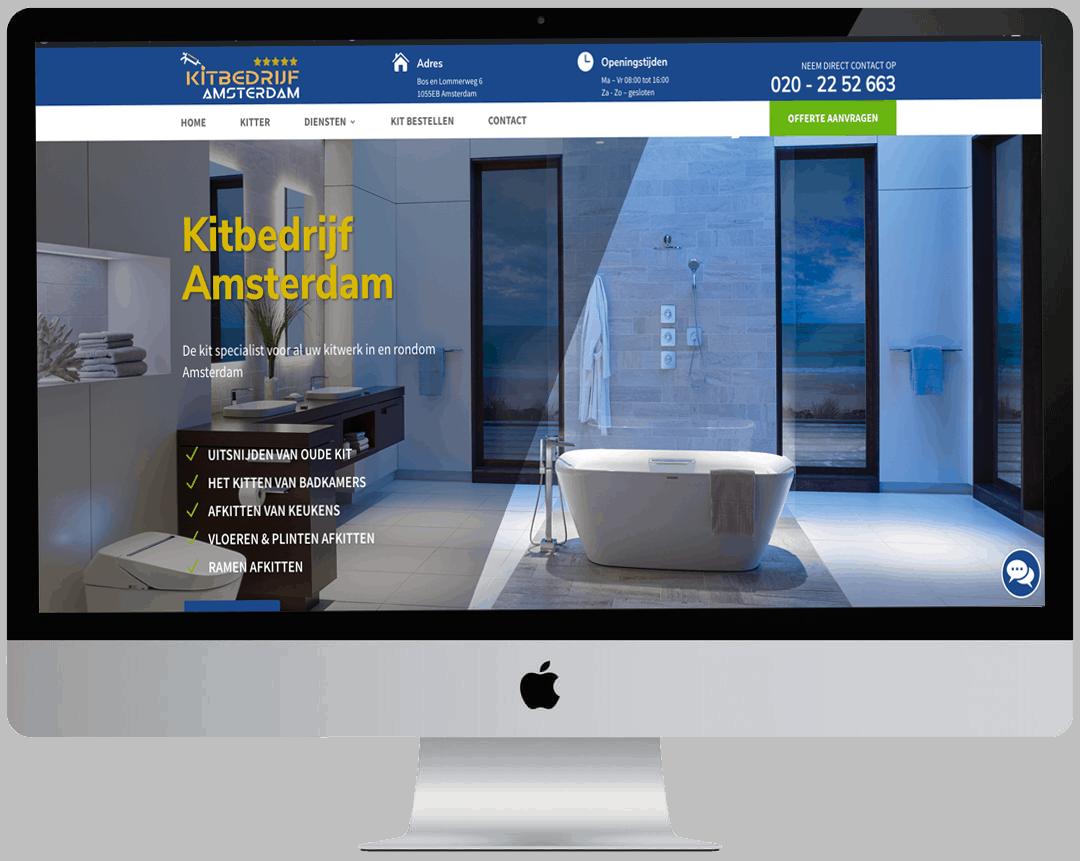 1907db7013d Website laten maken in Amsterdam ® Vindbaar, snel en zakelijk in CMS