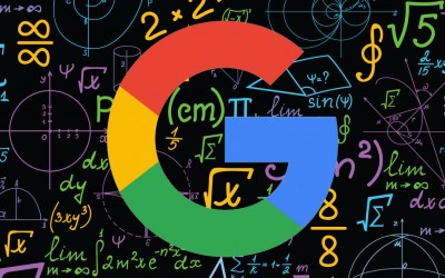 Alle google algorithm updates op 1 rij