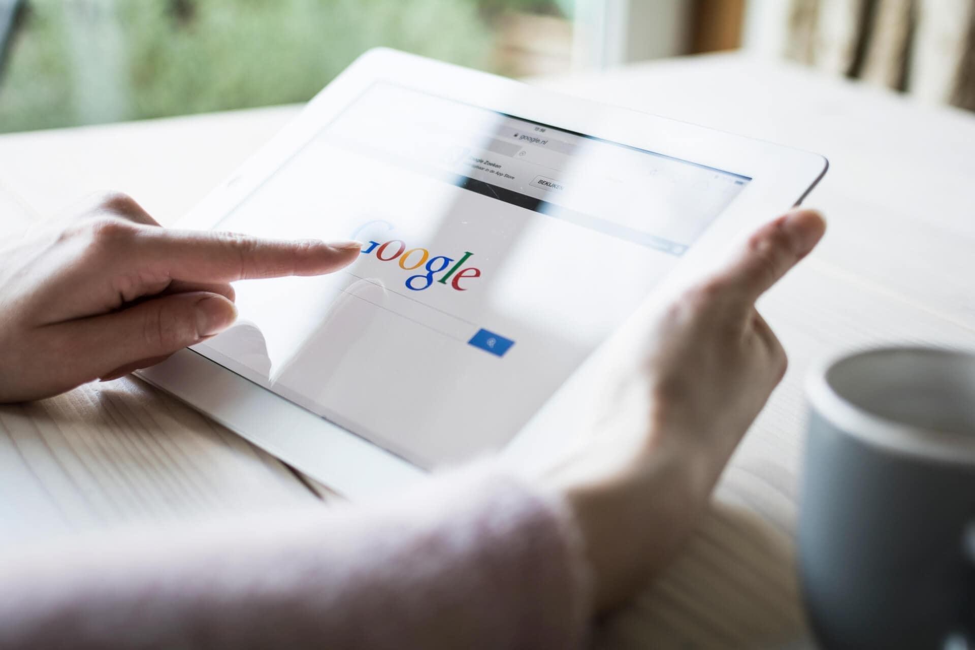 hoog in google
