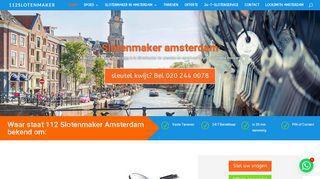 http://www.112slotenmakeramsterdam.nl/